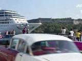 Histórica llegada a Cuba de crucero proveniente de EEUU