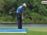 Golfistas hondureños listos para el PGA Tour Latinoamérica