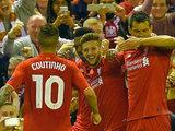 Liverpool 3-0 Villarreal
