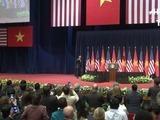 Obama pide solución pacífica de litigios en Mar de China