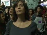Multitudinaria marcha tras violación de joven en Brasil