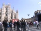 Milán se convierte en Madrid por unas horas