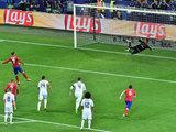 El penal fallado por Griezmann vs Real Madrid