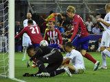 Gol de Carrasco en la final de la Champions League