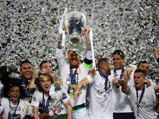 Real Madrid recibió su Undécima Champions
