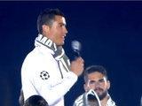 Las palabras de Cristiano Ronaldo en la celebración de la Undécima