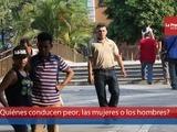 ¿Quiénes conducen peor en San Pedro Sula?