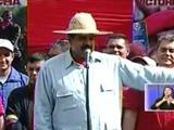 Maduro le responde a Almagro
