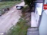 Video capta ataque a una cuartería en San Pedro Sula