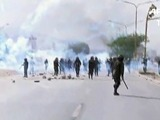 Heridos y detenidos en jornada de protestas laborales en Bolivia