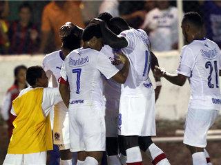 Olimpia 3-1 Real Sociedad (Copa Presidente)