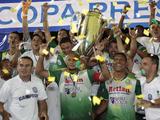Juticalpa Campeón de la Copa Presidente