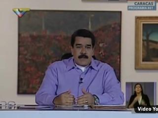 Maduro sobre Pokémon GO: