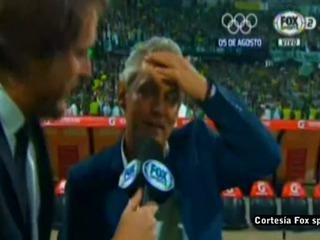 La reacción de Reinaldo Rueda tras ser campeón de la Copa Libertadores