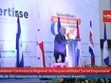 Celebran Conferencia Regional de Responsabilidad Social Empresarial