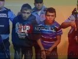 Detenidos confiesan asesinato de un hombre en Santa Bárbara