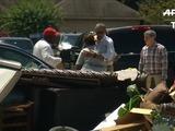 Obama busca acallar críticas tras inundaciones en Luisiana