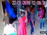 Tienda desenmascara a dos ladronas en San Pedro Sula