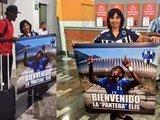 Así recibió la afición del Monterrey a Alberth Elis