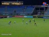 W Connection 1 - 1 Honduras Progreso (Concachampions)