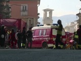 Italia se prepara para enterrar a los muertos del sismo