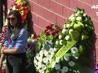 Solemnes funerales homenajean a víctimas de sismo en Italia