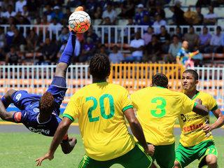 Motagua 1-0 Social Sol (Torneo Apertura 2016-2017)