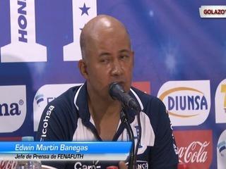 Pinto suspendió la conferencia de prensa de este martes