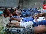Capturan a 12 supuestos pandilleros en Chamelecón