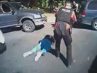 La Policía de Charlotte publica el video de la muerte del afroamericano Keith Scott
