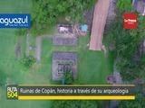 Ruta 504: Ruinas de Copán, historia a través de su arqueología