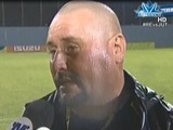 Pastor arremete contra arbitraje de Real España vs Juticalpa