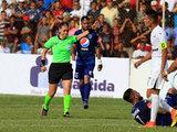 Aceptable arbitraje de Melissa Pastrana en su debut en la Liga Nacional
