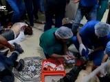 Sólo 30 médicos siguen vivos en este de Alepo, con más de 250.000 habitantes