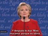 Así defendió Hillary Clinton a Alicia Machado despues de las humillaciones por Donald Trump