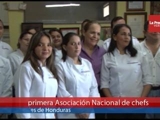 Crean la primera Asociación Nacional de chefs Profesionales de Honduras