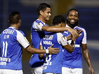Honduras Progreso 1-0 W Connection (Concachampions)