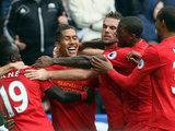 Swansea City 1-2 Liverpool (Premier League)