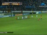 Gol de Jonathan Urretaviscaya al Olimpia