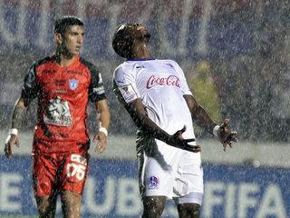 Olimpia 4-4 Pachuca (Concachampions)
