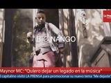 Maynor MC visitó LA PRENSA para promocionar su nuevo tema