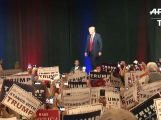 Trump promete respetar resultado electoral… si gana