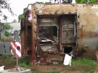 Sube a 60 cifra de muertes por tren descarrilado en Camerún