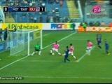 Gol de Wilmer Crisanto al Olimpia