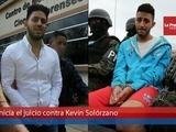 Inicia juicio contra Kevin Solorzano