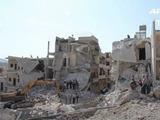 Siria: Intensos bombardeos dejan 16 muertos en Idleb
