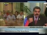 Maduro aseguró estar atento a sus