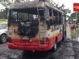 Se incendia rapidito en Sabá, Colón