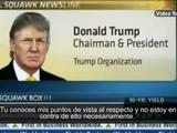 Trump sobre deportación de inmigrantes