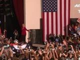Clinton y Trump cortejan a Florida, pieza clave en la elección